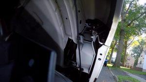 Fix Dodge Charger Factory Fender Silencer Defect